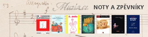 Muzia.cz | Noty | Zpěvníky | Hudební teorie